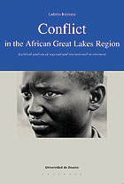 portada Conflict in the African Great Lakes Region. A critical analysis of regional and international involment