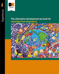 portada The alternative development we work for. Learnings from experience