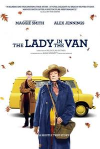 portada Lady in the van.